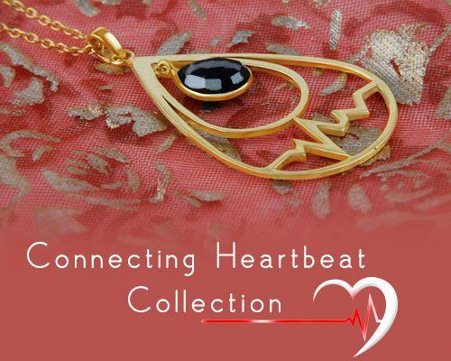 Wholesale Connecting Heartbeat Jewelry Collection