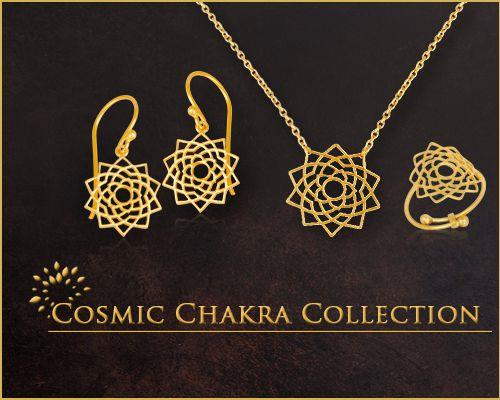Online Wholesale Cosmic Chakra Jewelry Collection