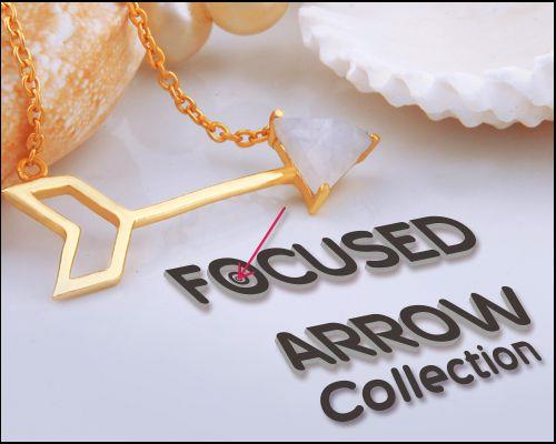 Online Wholesale Focused Arrow Jewelry Collection