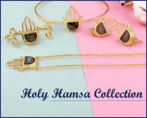 Online Wholesale Holy Hamsa Jewelry Collection