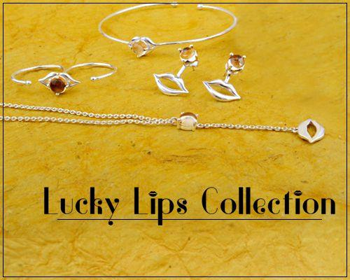 Online Wholesale Lucky Lips Jewelry Collection