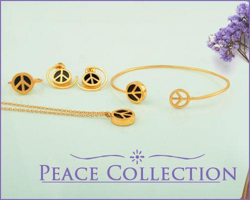 Online Wholesale Peace Jewelry Collection