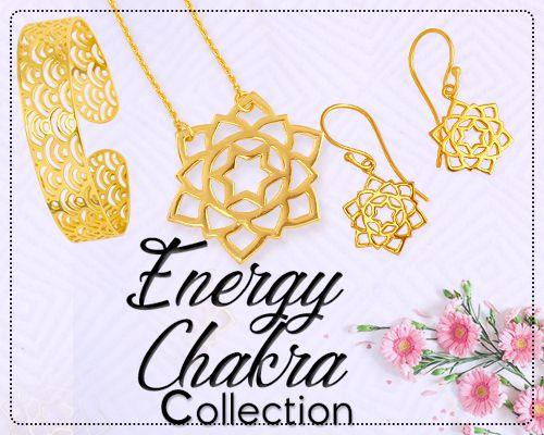 Wholesale Online Energy Chakra Jewelry Maker in India