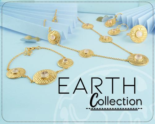 Online Wholesale Earth Collection Silver Jewelry Manufacturer in Jaipur