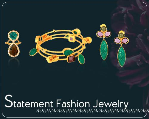 Statement Fashion Jewelry Collections in Jaipur