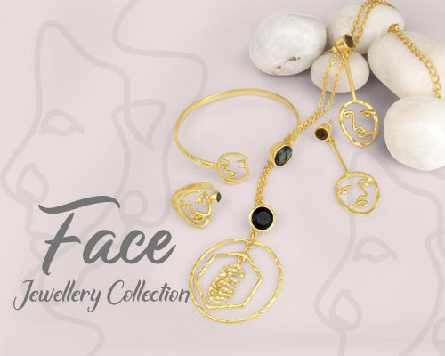 Face Jewellery Collection