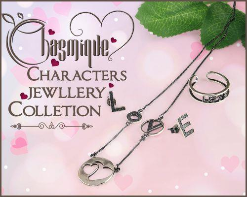 Chasmique characters jewelry maker in India